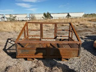 6  x 4  Work Cage
