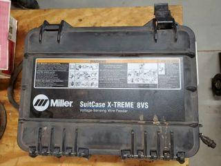 Miller SuitCase X Treme 8VS portable welder