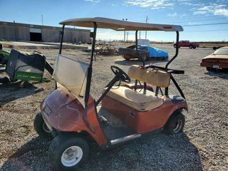 E Z GO Golf Cart