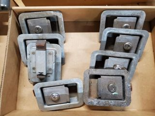 Surface mount latches