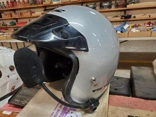 KBC motorcycle helmet  with microphone