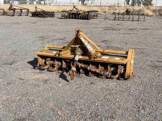 King Kutter II 6  Rotor Tiller