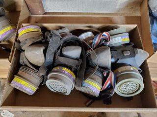 2 boxes of paint masks