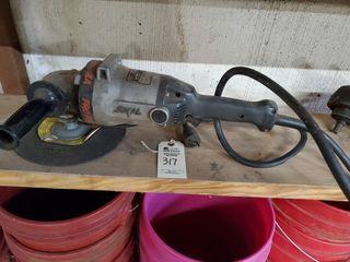 Skil 4 hp 7 9  disc sander grinder