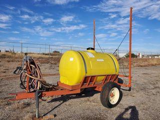 RemCor Drag Type 300 Gallon Sprayer