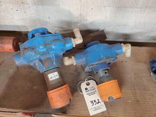 2   Roller pumps