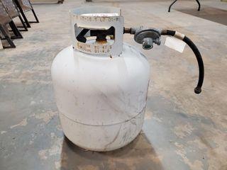20 lb propane cylinder