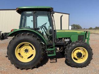 2008 John Deere 5603 Tractor