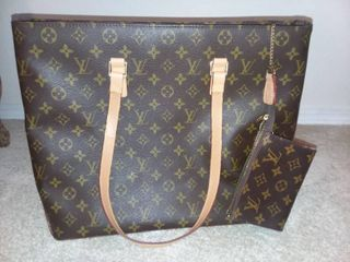 louis Vuitton Tote Bag with Wallet  Imitation