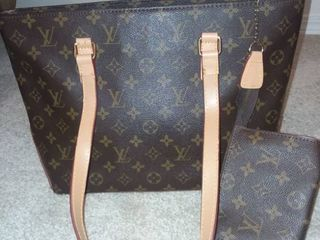 louis Vuitton Handbag with Wallet  Imitation