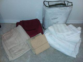 Various Queen Size Bedding