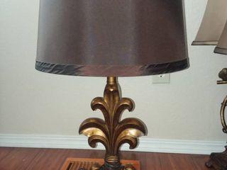 Fleur De leis Table lamp