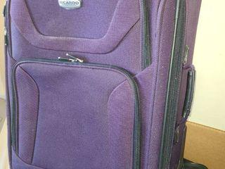 Ricardo Purple Rolling luggage