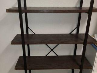 4 Shelf Bookshelf  55 x 42 x 13