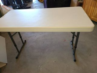 lifetime 4 FT Folding Table