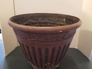 Flower pot 17  dia