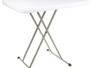Folding Table  Foldable Table and TV Tray by Everyday Home  30 x 20 x 28  Great for laptops