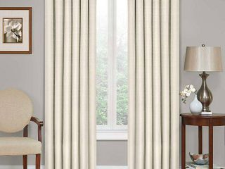 Set of 2 Eclipse Kendall Blackout Window Curtain Panel