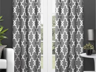 2 Panels The Curated Nomad Duane Blackout Curtain Panel Pair