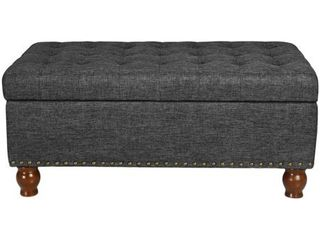 Home life lift Top Ottoman Storage Bench  Retail 124 49