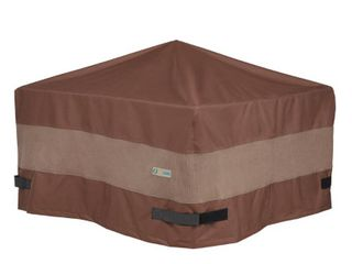 Duck Covers Ultimate Waterproof 44 Inch Square Fire Pit Cover
