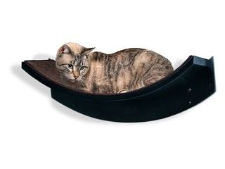 lotus leaf Cat Shelf from The Refined Feline  Retail 75 48
