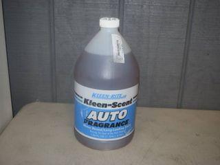 Gallon Kleen Scent Auto Fragrance   Vanilla Blue