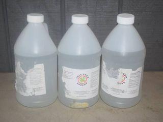 Gallon and Half Hydrogen Peroxide
