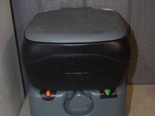 Reliance Flush N Go Portable Toilet with Electric Flush