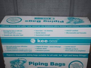 300 Kee Seal Piping Bags 21