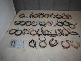 37 Bracelets