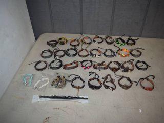 33 Bracelets