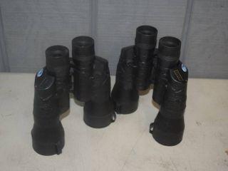 2 Pairs Binoculars