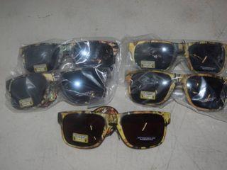 5 Pairs Sunglasses