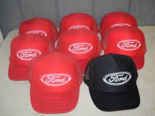 8 Trucker Hats