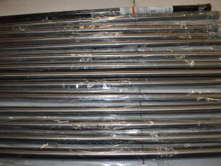 14 Tension Rod Shower Curtain Rods