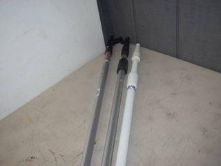 3 Extension Poles