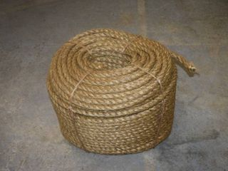 Roll Hemp Type Rope 3 4  x 1000