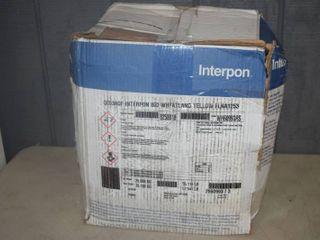 55 Pound Box Interpon Powder Coating   Wheatland Yellow
