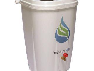 55 Gallon Free Garden Rain Barrel