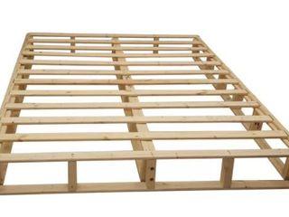 Audra Standard Profile 7 75  Wood Box Spring  Twin