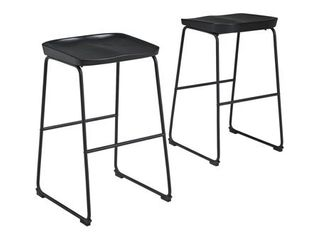 Signature Design by Ashley Showdell Tall Barstool Set of 2
