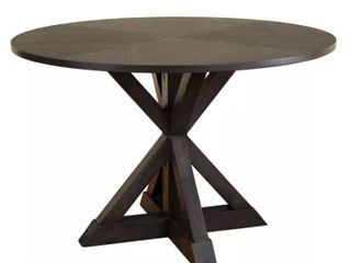 Incomplete  Base Only  Glen Dining Table Base Fully Assembled 31 5x31 5x28  Tall