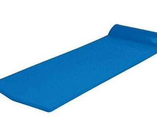California Sun Deluxe Oversized Unsinkable Foam Cushion Pool Float  Retail 117 99