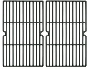Permasteel Grill Parts For Kenmore 3B Grill Cooking Grates  Set of 2  16 x12