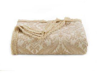 Donna Sharp s Garment Washed Oversize Damask Throw