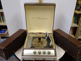 Westinghouse Stereophonic High Fidelity Rcord Player