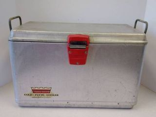 Hamilton   Scotch Corp Fiberglass Insulated Cooler