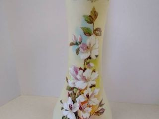 Works Superior Austria Hand Painted Vase