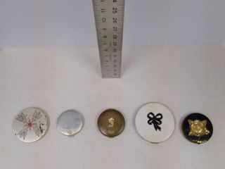 lot of Vintage makeup Compacts